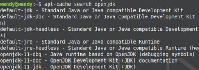 Cara Menginstall JDK (Java Development Kit) Di Linux Mint