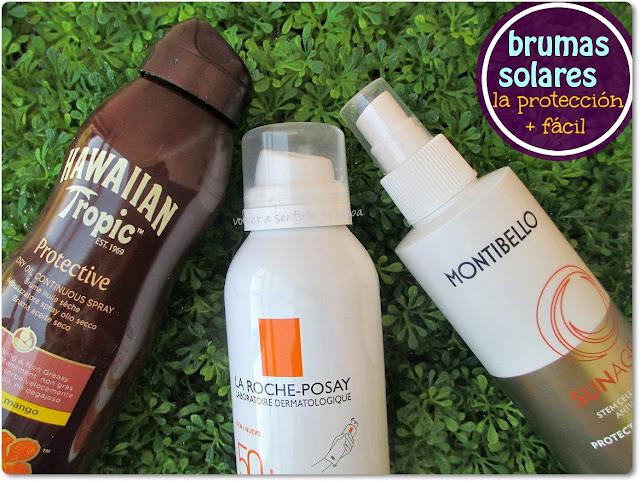 Brumas Solares, la protección más fácil: Hawaiian Tropic, La Roche-Posay y Montibello
