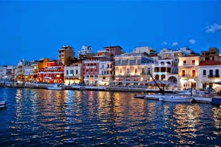 Beautiful Harbor Towns greek islands