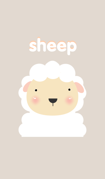 Simple sheep theme v.2