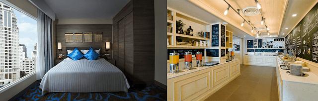 Citrus Sukhumvit 11 by Compass Hospitality 素坤逸11巷柑橘酒店