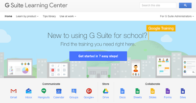 4 Tools to Learn More About Google Suite for Education