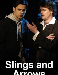 Slings and Arrows 3   Bmovies