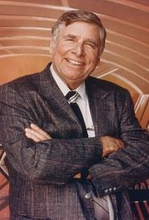 Gene Roddenberry. Director of Star Trek 2: The Wrath Of Khan