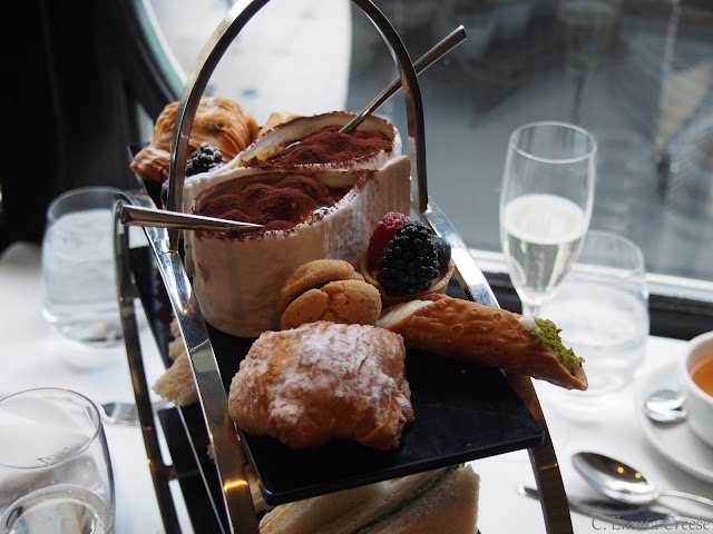 Luxury Afternoon Tea Baglioni Hotel Adventures of a London Kiwi