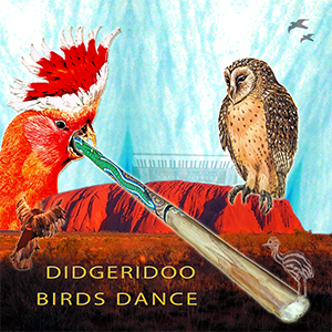Didgeridoo Birds Dance