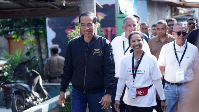 Jokowi dan Kubunya dalam Situasi Panik