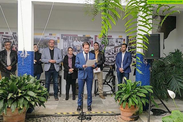 El Cabildo celebró ayer los 50 años de la Escuela Insular de Artesanía