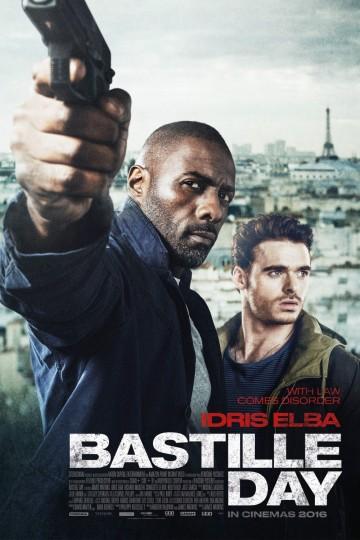 Xem Phim Bastille Day 2016