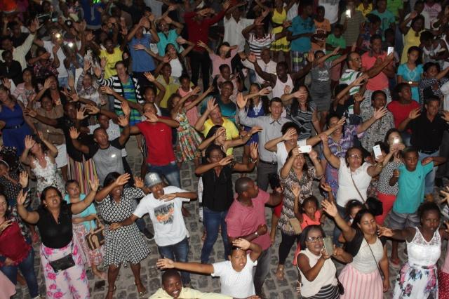 Dia do Evangélico foi realizado na cidade de São Miguel das Matas