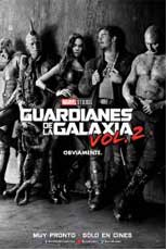 Guardianes de la galaxia vol. II