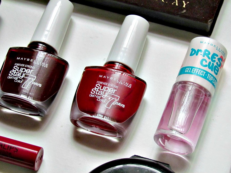 2015 beauty favourites, beauty blog, maybelline dr rescue gel top coat review