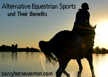 Alternative Equestrian Sports and Their Benefits