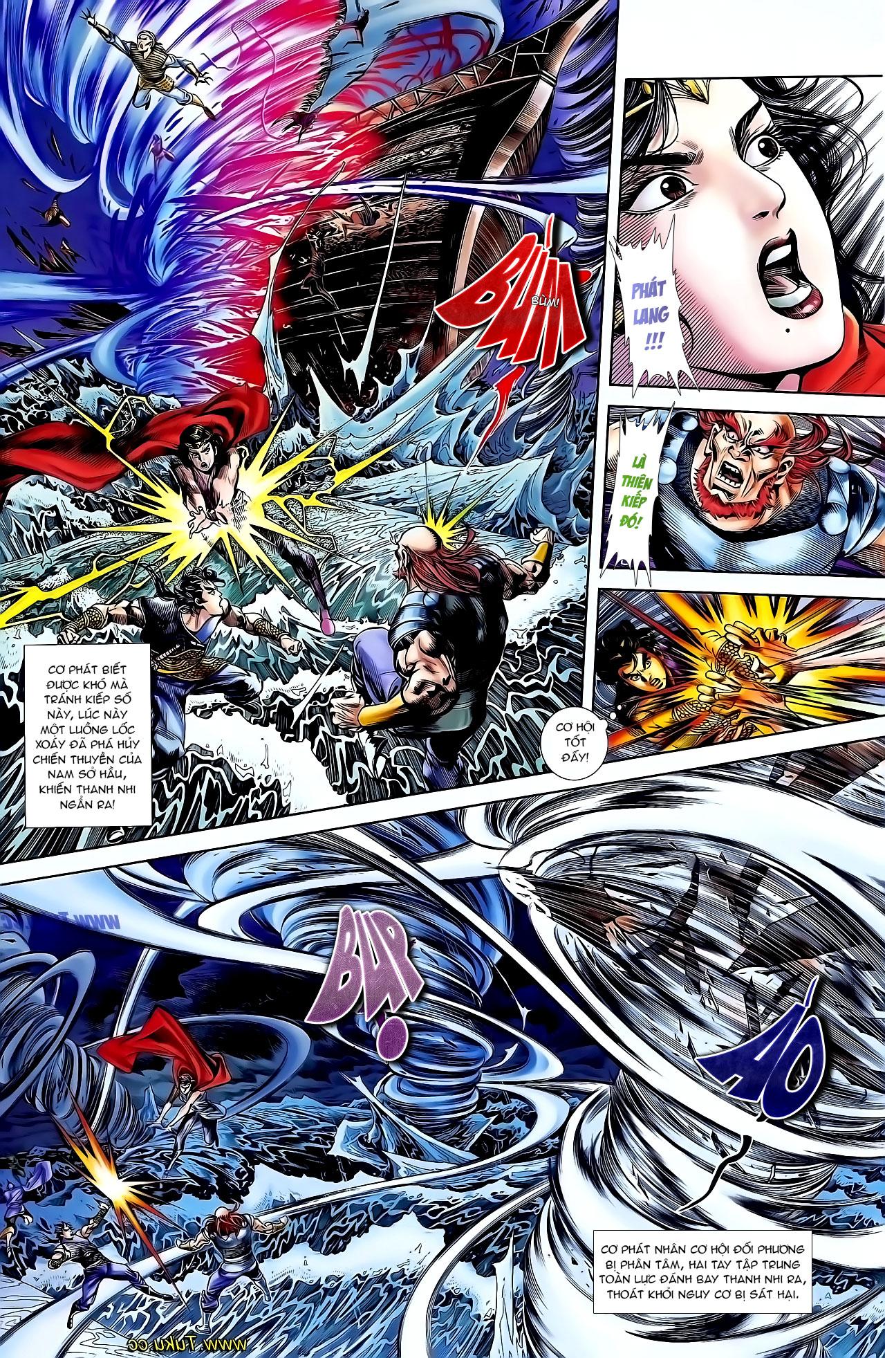 Cơ Phát Khai Chu Bản chapter 129 trang 13
