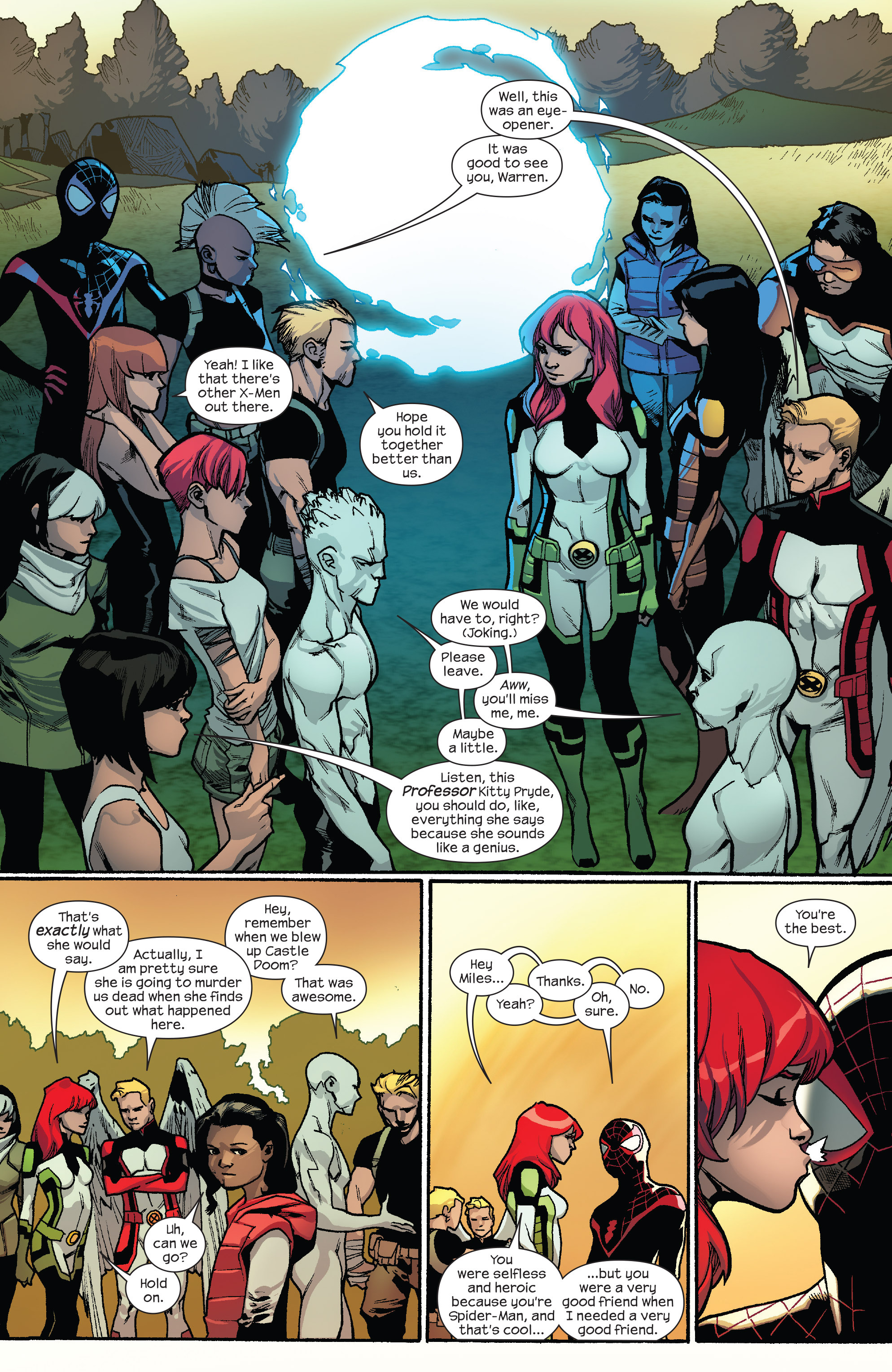 Read online All-New X-Men (2013) comic -  Issue #36 - 17