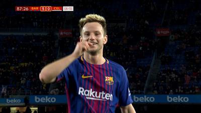CDR-16 Barcelona 5 vs 0 Celta Vigo 11-01-2018