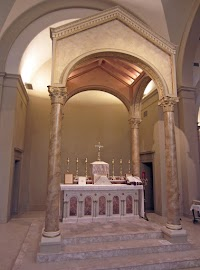 New Abbey Church of the Benedictines of Mary, Queen of the Apostles