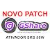 Atualização Patch Gshare SKS 58w 05/05/2018