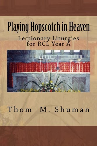 Playing Hopscotch In Heaven
