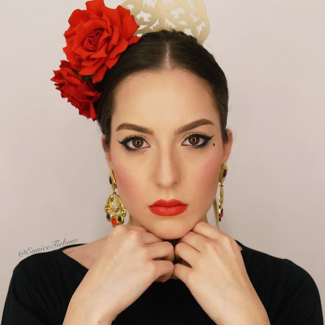 Hermoso peinados flamencos Imagen De Tendencias De Color De Pelo - Eunice Tiebow MakeUp/Hair Artist & Fashion/Beauty Blogger ...