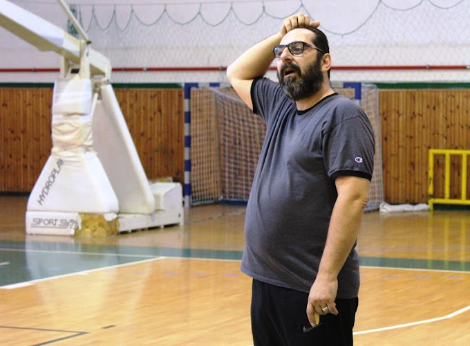 Ο Σίμος Συρόπουλος ομιλητής στη μηνιαία συγκέντρωση προπονητών Βόρειας Ελλάδας