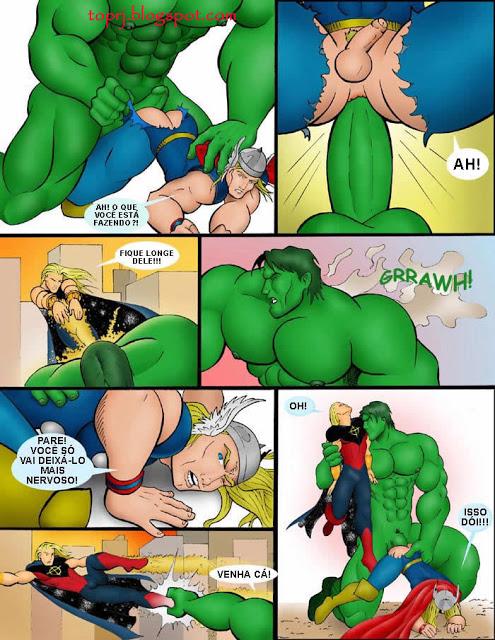 Tiras de quadrinhos para homens gays