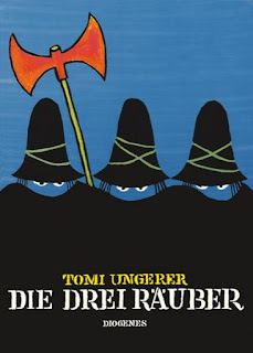 Die drei Räuber ; Tomi Ungerer ; Diogenes