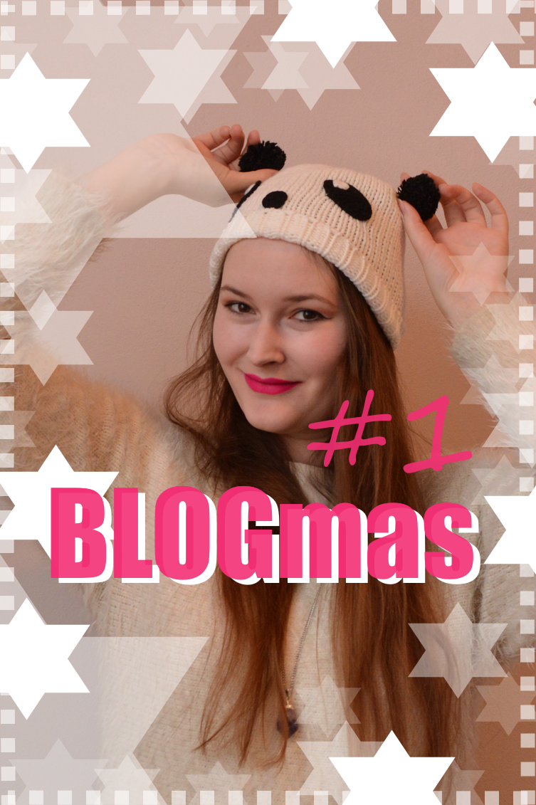 blogmas 2018, blogmas day 1, vlogmas, christmas diy, video tutorial christmas