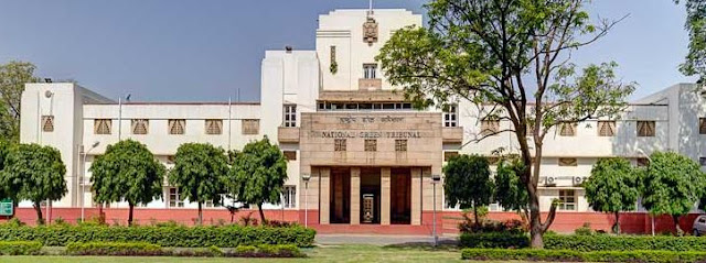 National Green Tribunal (NGT) ||  राष्ट्रीय हरित न्यायाधिकरण