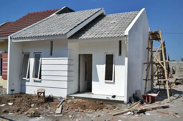 Standar Harga Rumah Sederhana akan Dikaji Ulang Pemerintah