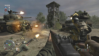 Call of Duty 3 (PS2) 2006