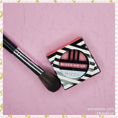 Mizzu Blush Me-Up Rossy Tint #802