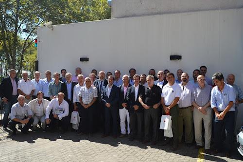 Asamblea Anual Ordinaria de la UAR