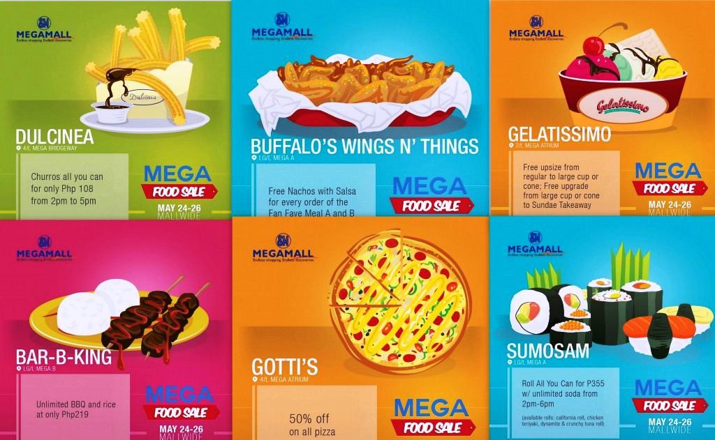 Food Sale: Manila Shopper: Mega Food SALE: May 2013