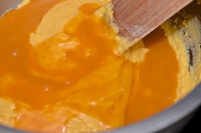 Cake au Caramel au Beurre Salé - Caramel - Butterscotch - Toffee - cake - gâteau - Dessert - cuisine - cook - cooking - britain - bretagne - sel de Guérande -breizh