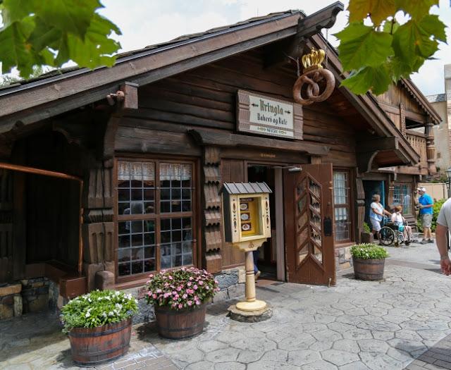 Restaurante Kringla Bakeri Og Kafe na Disney em Orlando