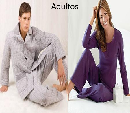 Pijamas adultos