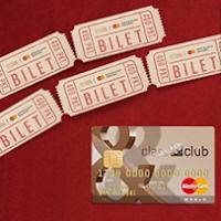 Promocja Raiffeisen Polbank: MasterCard Class&Club plus 5 biletów do Cinema City