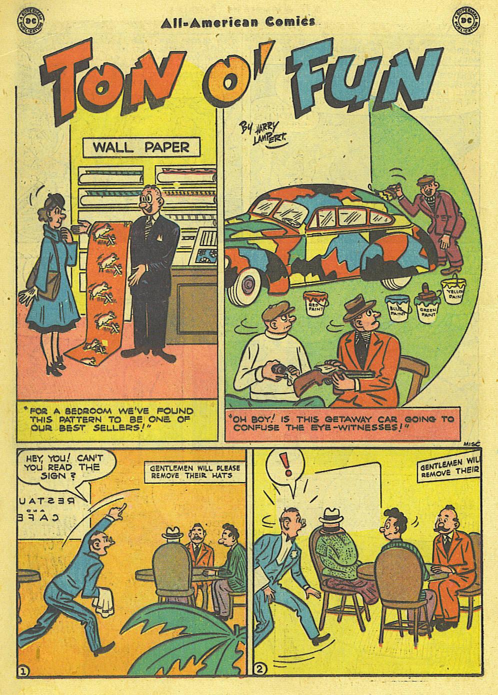 Read online All-American Comics (1939) comic -  Issue #83 - 22
