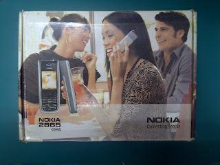 Dus Nokia 2505 Seken