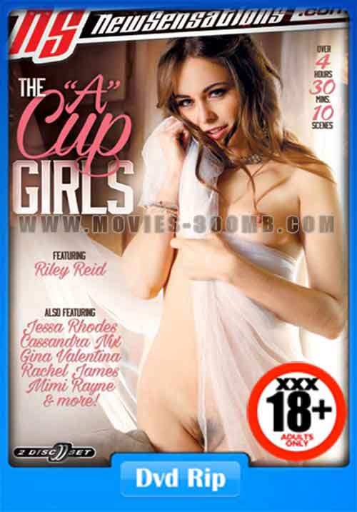 [18+] The A Cup Girls 2016 DVDRip 600MB xXx Poster
