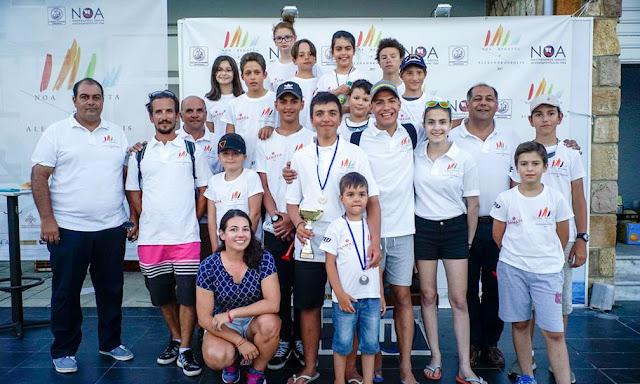 Με μεγάλη επιτυχία και συμμετοχή η 9η ΝΟΑ Regatta Alexandroupolis
