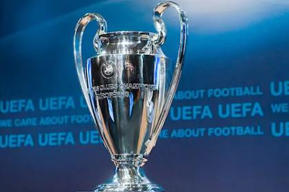 Hasil Undian Grup Liga Champions Terbaru 31 Agustus 2018