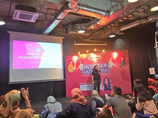 Blogger Gathering BukaLapak