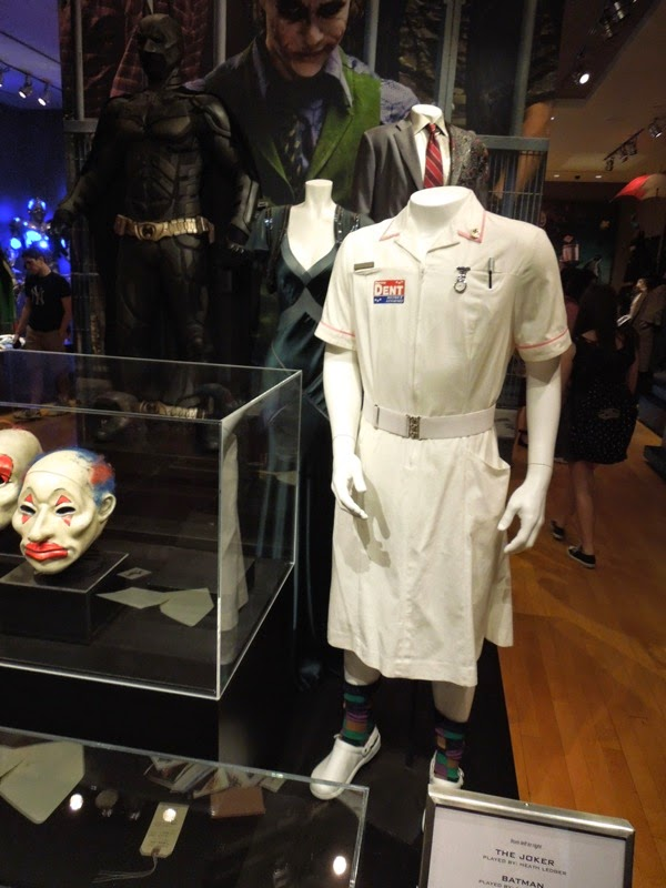 The Joker nurse costume The Dark Knight