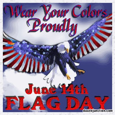 Clip art of flag day 2017