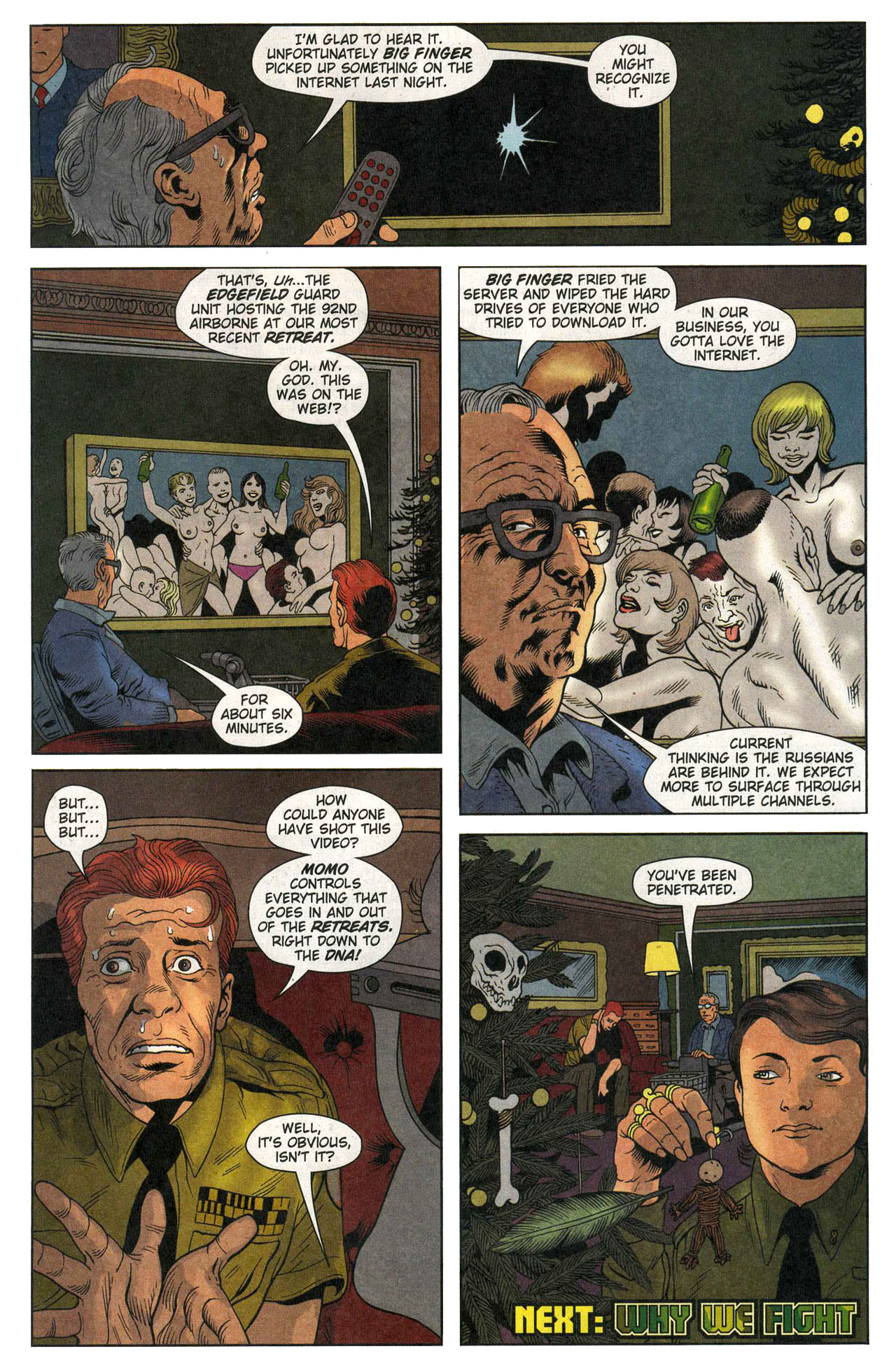 Read online Army @ Love comic -  Issue #1 - 23