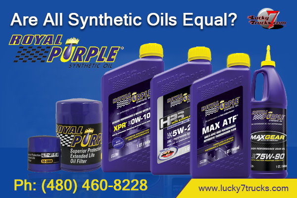 are all synthetic oils equal lucky7trucks excellence
