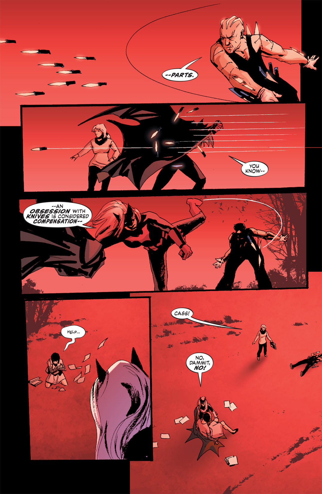 Detective Comics (1937) 862 Page 18