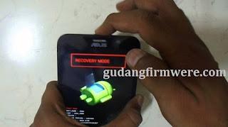 Cara Hard Reset Asus Zenfone Z008D